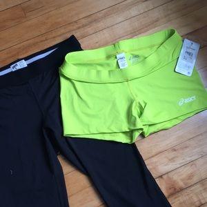 Pants - 🌸Running shorts and pants bundle